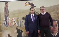 "'Ali and Nino' movie presented in Lithuania <span class=""color_red"">[PHOTO]</span>"