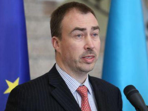 European Union envoy for the South Caucasus visiting Yerevan