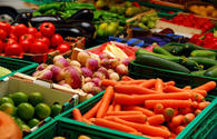 Exports of fruits, vegetables up