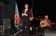 "Germany marks 25th anniversary of diplomatic relations with Azerbaijan <span class=""color_red"">[PHOTO]</span>"