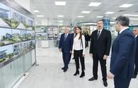 "President Ilham Aliyev, First Lady Mehriban Aliyeva inaugurate ASAN Həyat in Guba <span class=""color_red"">[PHOTO]</span>"