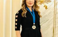 "Fakhriya Khalafova awarded in Russia <span class=""color_red"">[PHOTO/VIDEO]</span>"