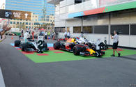 Attendance at this year's Azerbaijan Grand Prix has grown seriously
