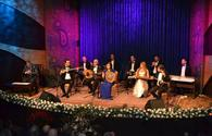 "Winner of mugham contest gives concert in Baku <span class=""color_red"">[PHOTO]</span>"