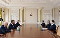 "President Aliyev receives delegation of Russian State Duma <span class=""color_red"">[UPDATE]</span>"