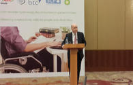 "BP to launch project on employment for disabled people in Azerbaijan <span class=""color_red"">[UPDATE]</span>"