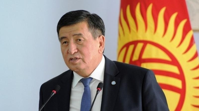 President Jeenbekov: Altai has symbolic significance for Kyrgyz people