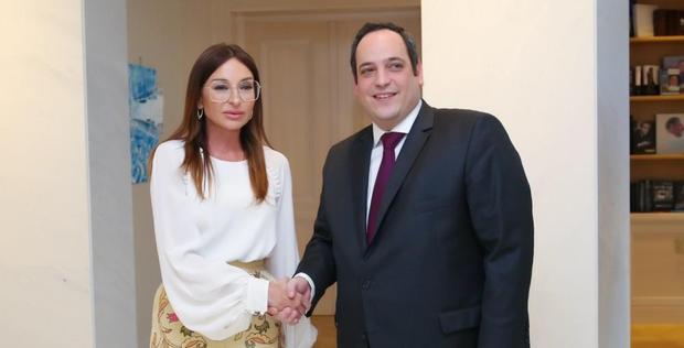 Mehriban Aliyeva: Azerbaijan can also make achievements in Expo 2025