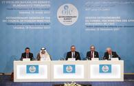 "OIC FMs convene in Istanbul to discuss Jerusalem issue <span class=""color_red"">[PHOTO]</span>"
