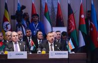 Ilham Aliyev: Azerbaijan backs two-state solution by recognizing East Jerusalem as Palestine capital