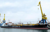 "Azerbaijan completing overhaul of oil tanker <span class=""color_red"">[PHOTO]</span>"