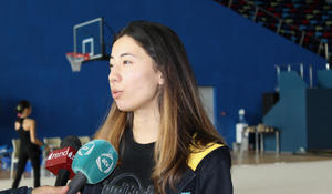 """Kazakhstan coach: Baku is best place to prepare for competitions <span class=""""color_red"""">[PHOTO]</span>"""