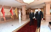 "President Aliyev attends opening of Flag Museum in Sumgayit <span class=""color_red"">[PHOTO]</span>"