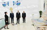 "Ilham Aliyev reviews overhauled Kimyachi Culture Palace in Sumgait <span class=""color_red"">[UPDATE]</span>"
