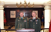 Hulusi Akar held a meeting with his Russian counterpart