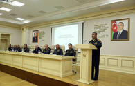 "Azerbaijan's Defense Ministry holds extended session of Board on results of 2017 <span class=""color_red"">[PHOTO]</span>"