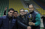 "AZFAR Business League winners named <span class=""color_red"">[PHOTO]</span>"