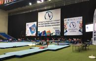 Azerbaijani gymnasts win bronze in Russia