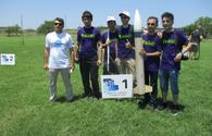 Azerbaijan's satellite team invited to international competition