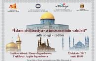 Unity of Islamic Civilization and Culture expo due in Baku