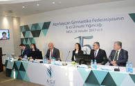 "Baku hosts General Assembly of Azerbaijan Gymnastics Federation on its 15th anniversary <span class=""color_red"">[PHOTO]</span>"