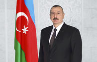 Azerbaijani president expresses condolences to US counterpart