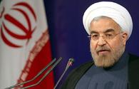 Rouhani: Tehran eyes signing Caspian oil, gas cooperation documents with Baku