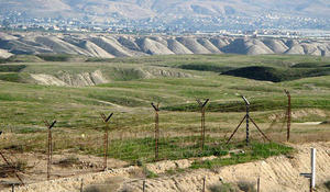 """Azerbaijani border guard wounded due to cease-fire violation <span class=""""color_red"""">[PHOTO]</span>"""