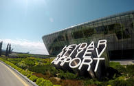 Business Insider lists Heydar Aliyev Int'l Airport among world's most beautiful airports