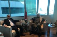 "Bahrain, Azerbaijan discuss issues of cooperation development <span class=""color_red"">[PHOTO]</span>"