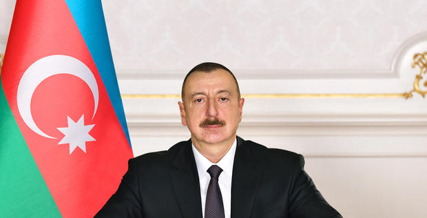 "President Aliyev: Big part of today's Armenia is historical Azerbaijani lands <span class=""color_red"">[UPDATE]</span>"