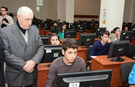 """Azerbaijani MP: """"Written exams will play important role in training of literate specialists"""" <span class=""""color_red"""">[PHOTO]</span>"""