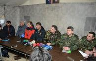 Austrian rescuer talks search for missing Azerbaijani mountaineers