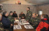"""Operational meeting held as part of search for missing Azerbaijani mountaineers <span class=""""color_red"""">[PHOTO]</span>"""