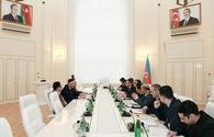 ABD may assist Azerbaijan with strategic road maps