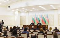 Ilham Aliyev: SGC will be next contribution to European energy security