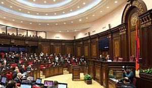Armenian MPs urge people to protest against rise in prices