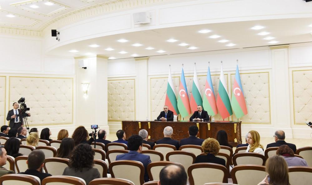Ilham Aliyev: Azerbaijan, Turkey to continue to implement major projects this year