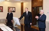 "President Aliyev attends opening of Baku distribution network's building <span class=""color_red"">[PHOTO]</span>"