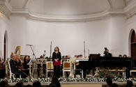 "Baku hosts creative evening of Elnara Dadashova <span class=""color_red"">[PHOTO]</span>"
