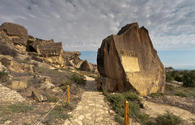 "Gobustan State Historical Reserve turns 54 <span class=""color_red"">[PHOTO]</span>"
