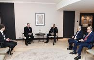 "President Aliyev meets with Chevron Corporation VP <span class=""color_red"">[PHOTO]</span>"