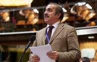 Azerbaijani MP highlights Azerbaijan's tolerance at PACE session