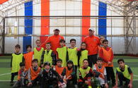 "AZFAR football school picks up kids <span class=""color_red"">[PHOTO/VIDEO]</span>"
