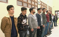 Illegal migrants detained in Azerbaijan