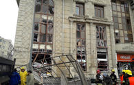 Victim of explosion in one of buildings in Baku dies