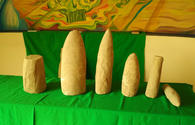 """Ancient stones found in Fuzuli <span class=""""color_red"""">[PHOTO]</span>"""