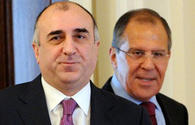 Mammadyarov, Lavrov discuss bilateral relations in phone call