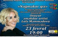 """Lala Mammadova to give concert in Baku <span class=""""color_red"""">[VIDEO]</span>"""