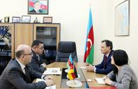 Germany invests $556M in Azerbaijan's economy